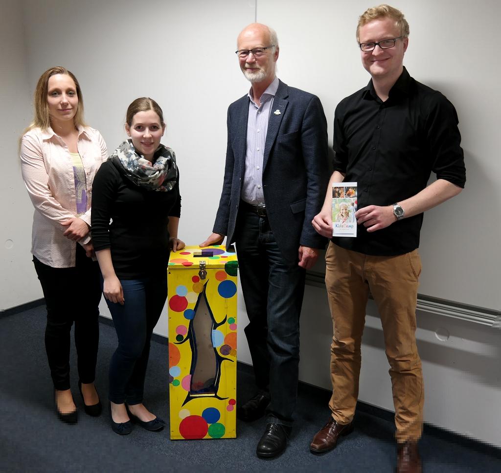 k-09.05.2016 Meeting mit Besuch des Governors Remmer Edzards, Assistent Governor Hans-Günther Gellersen und Philipp vom Orga-Team des KidsCamp 1850