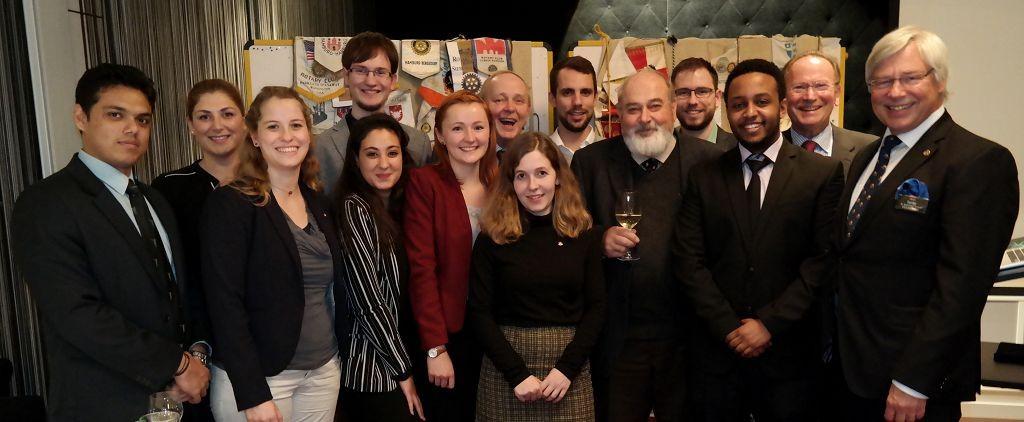 02.11.2015 Abendmeeting des Rotary Club Bremerhaven im Hotel Haverkamp