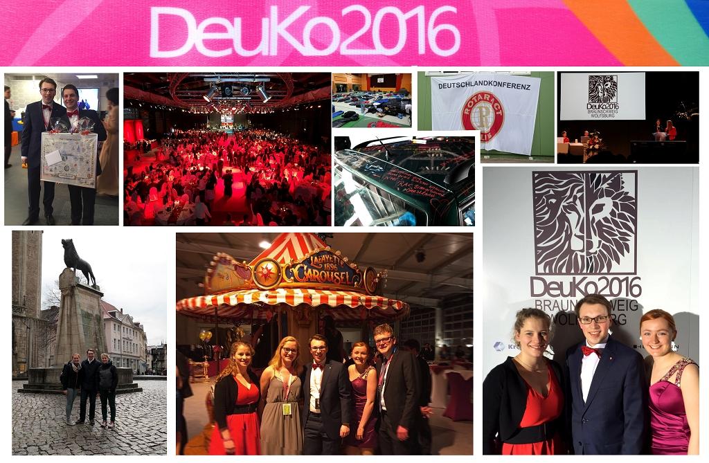15.-17.04.2016 Rotaract Deutschland Konferenz in Braunschweig